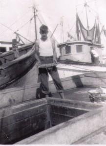 Robert Earl in Key West c. 1949